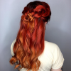 Thumbnail image for 25 Red And Black Ombre/Highlights Hair Color Ideas