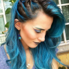 Thumbnail image for Black And Blue Hair Color Ideas