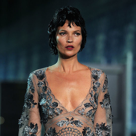kate moss greasy flapper