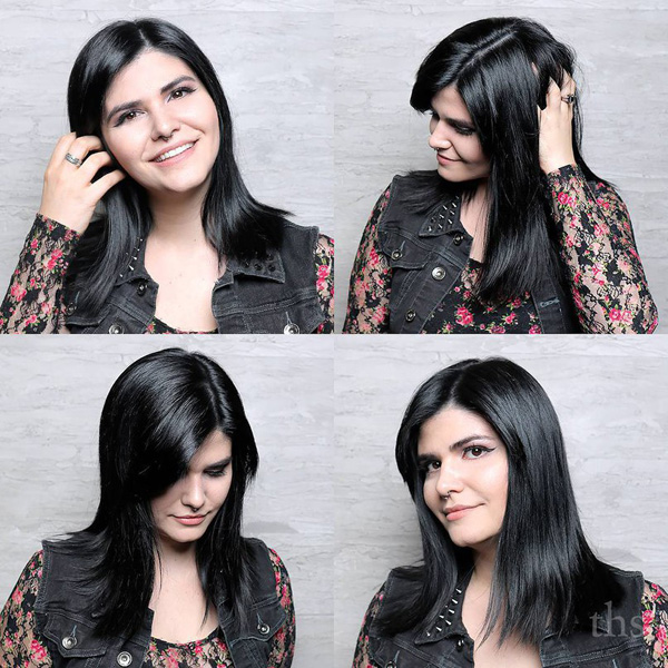 Trendy Hairstyles And Haircuts For Round Face - Haircut for round face fat