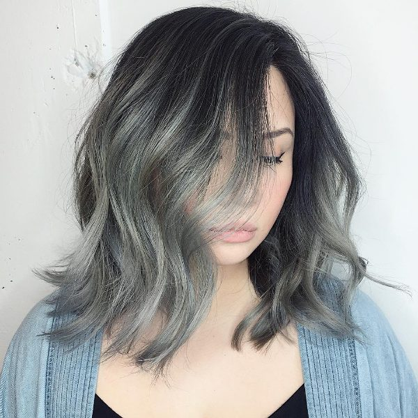30 Black Ombre Hair Color Ideas That You Will Definitely Like