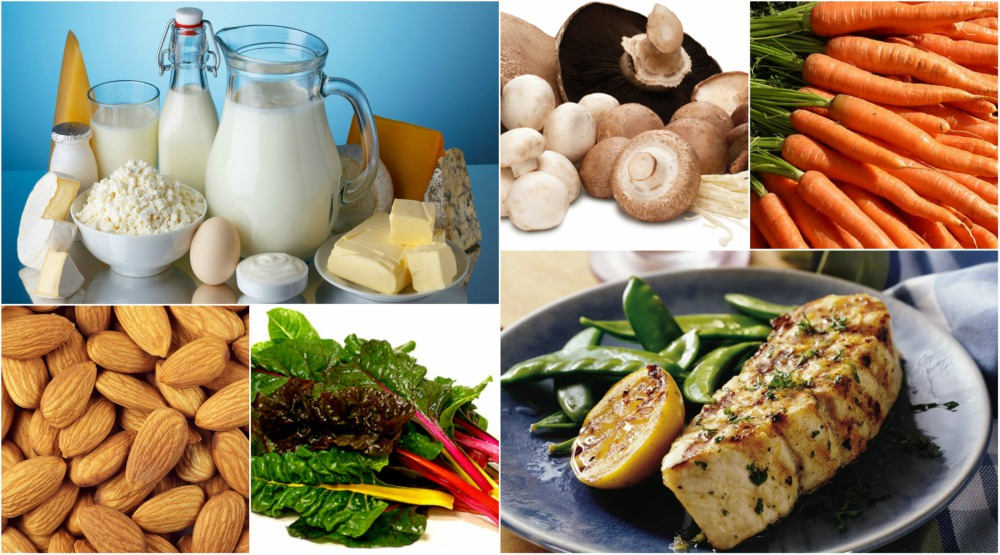 Food rich in biotin for hair growth