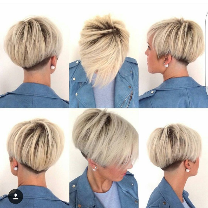 pixie bob hairstyle with undercut