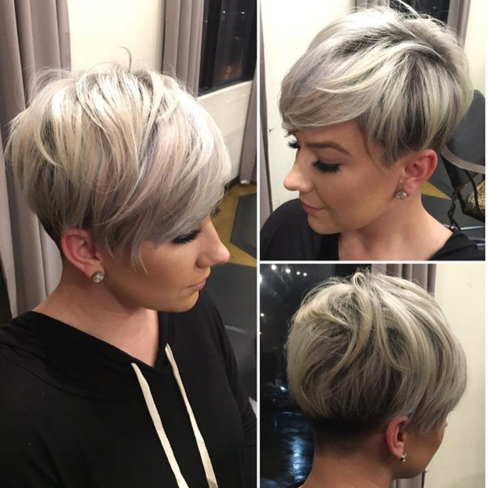 30 Female Undercut Hairstyles For Any Face Shape August 2018