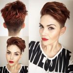 short undercut hairstyle pictures