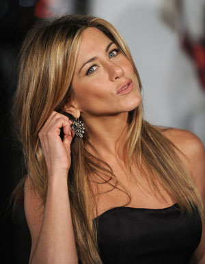 Jennifer Aniston Icon Dark Blonde