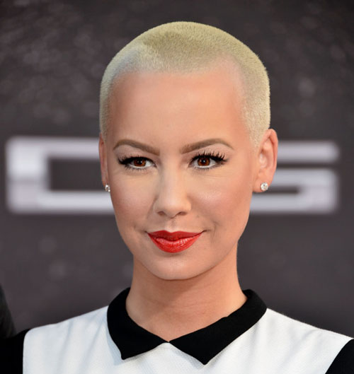 The Beauty And Power Of Buzzcuts For Women August 2019