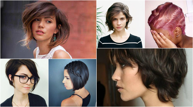 37 Trendy Short Hairstyles For Women May 2020