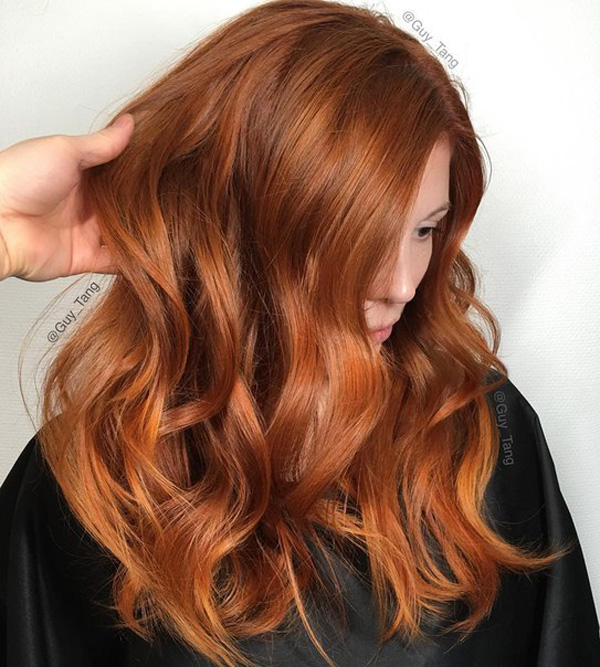 25 Upstart Red Hair Color Ideas For You Will Love October
