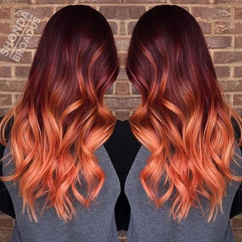 25 Upstart Red Hair Color Ideas For You Will Love April