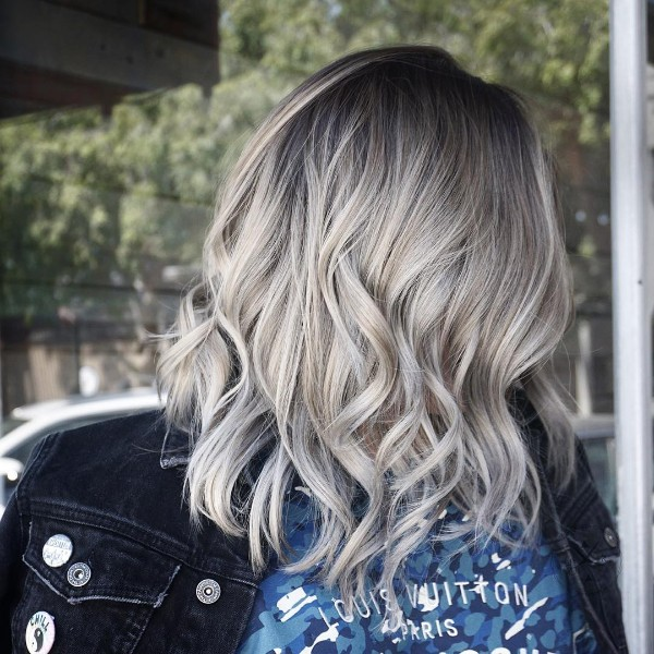 25 Cool Black And Grey Hair Color Ideas Trendy Now January 2019
