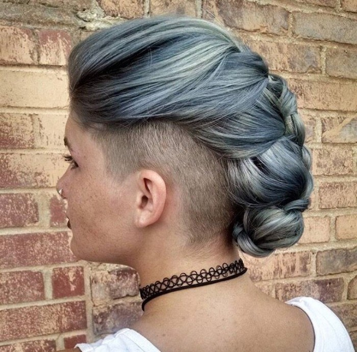 30 Female Undercut Hairstyles For Any Face Shape January 2019