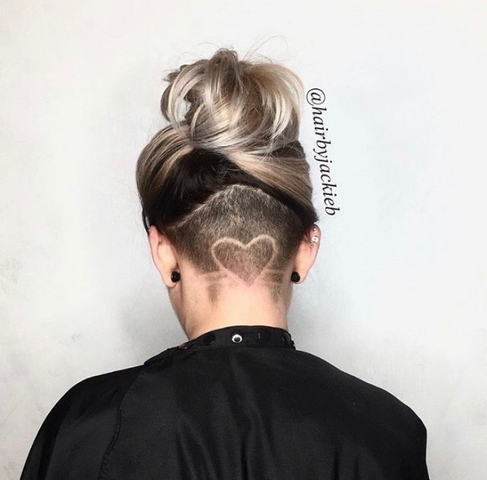 30 Female Undercut Hairstyles For Any Face Shape May 2020